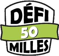 Lancement du Demi-défi D50M